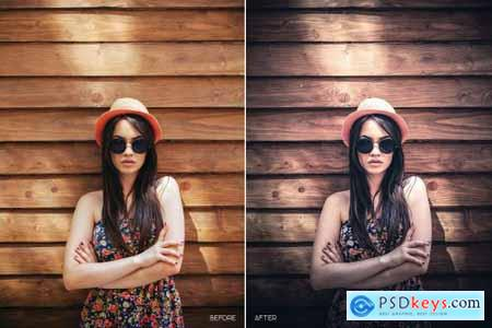 Portrait LR Mobile and ACR Presets 4171612