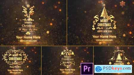Videohive Christmas Greetings Premiere Pro 25225719
