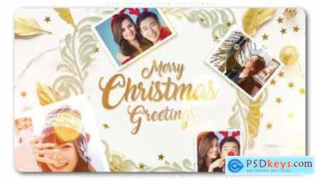 Videohive Christmas Photo Greetings 25234467