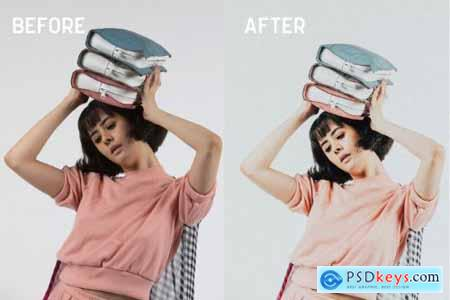 Desktop Vintage Lightroom Presets 4329148