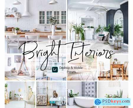 10 Bright Interior Lightroom Presets 4320167