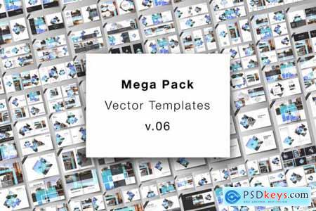 Mega Pack Templates v.06 4173676