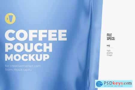 Stand-up pouch mockup Pack 6 psd 4190350