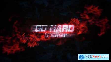 Videohive Go Hard Trailer 15421113