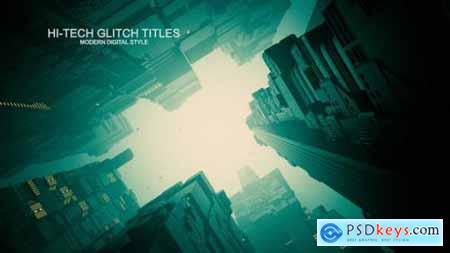 Videohive Sci-Fi City Trailer 24749901