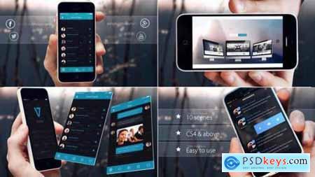 Videohive Promo App 11579447