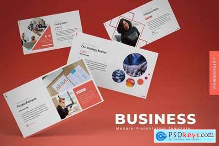 Business - Powerpoint Google Slides and Keynote Templates