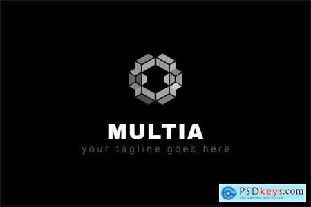 Multia - Multiconcept Logo Template