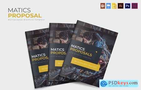 Matic Dealer Proposal Template