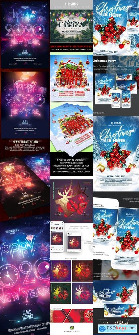 Merry Christmas and New Year 2019 Vip Part 2 Preview