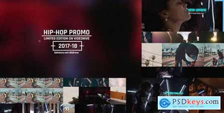 Videohive Hip-Hop Promo- Urban City- Rap Music- Break Dance and Graffiti- Grime and Freestyle 19843704