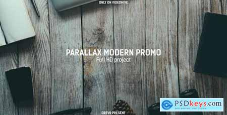 Videohive Parallax Promo- Fast Clean Opener- Dynamic Urban Slideshow- 3D Photo Intro- Youtube Travel Blogger 18515367