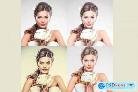 1300 Portrait Lightroom Presets 4363069
