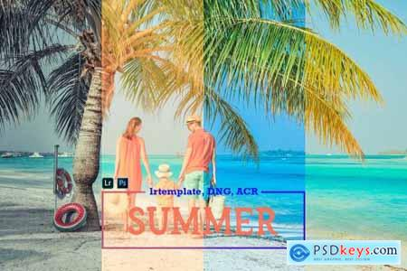 Summer Mobile LR and ACR Presets 4171681