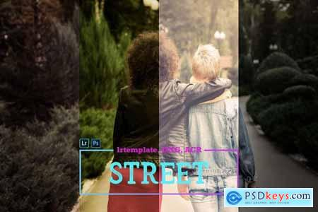 Street LR Mobile and ACR Presets 4171668
