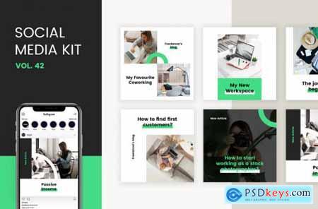 Social Media Kit (Vol.42)