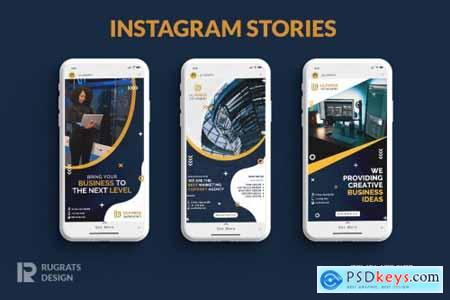 Business R2 Instagram Story Template