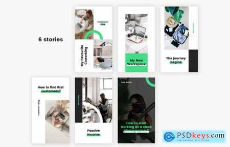 Instagram Stories Kit (Vol42)