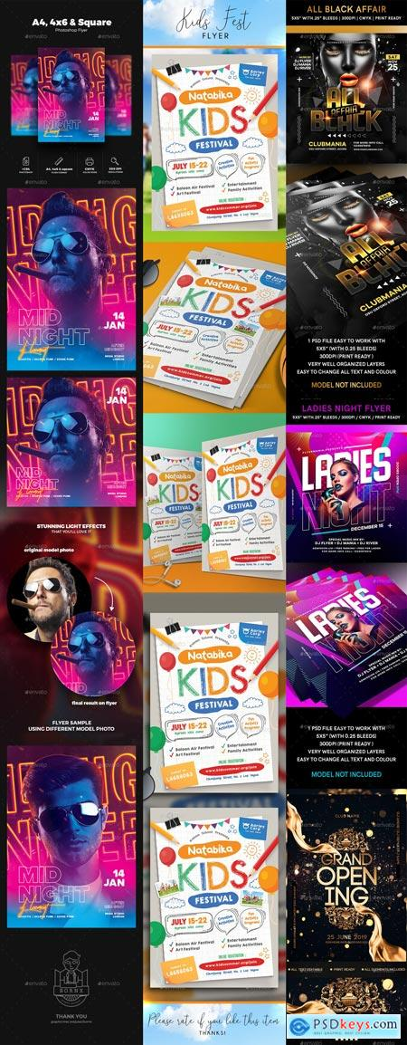 Flyer Template Vip Part1 10-DEC-2019 PREVIEW