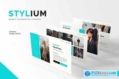 Stylium Powerpoint, Keynote and Google Slides Templates