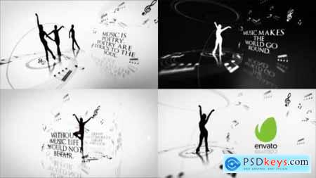 Videohive Music Titles 25240714