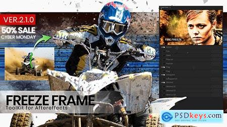 Videohive Freeze Frame intro ToolKit 24469101 v2