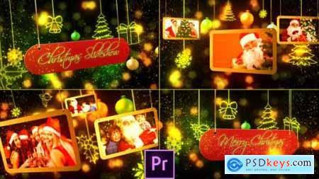 Videohive Christmas Slideshow Premiere Pro 25246752