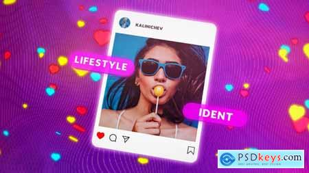 Videohive Instagram Social Media Promo 25191137
