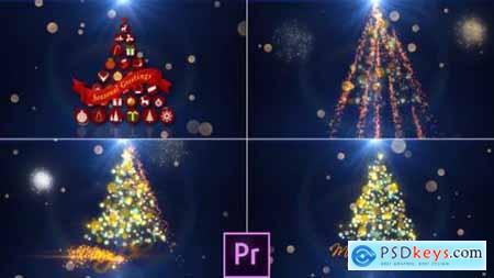 Videohive Christmas Intro Premiere Pro 25232866