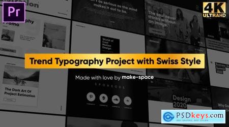 Videohive Swiss Typography Pack for Premiere Pro Essential Graphics 25227529