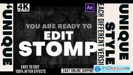 Videohive Multi Type Stomp 25220041