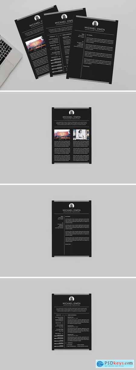 Senior Designer Resume Designer