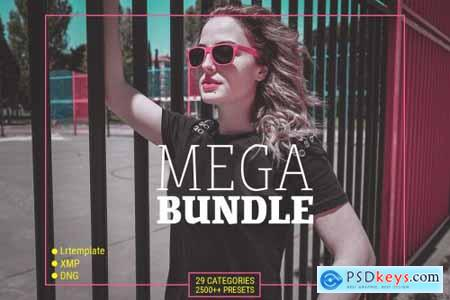 MEGA BUNDLE 2500++ LIGHTROOM PRESETS 4099019