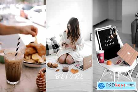 Orange & Teal Lightroom Presets Pack 4284118