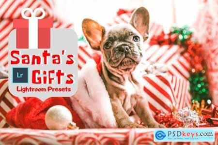 Santas Gifts Lightroom Presets 4320221