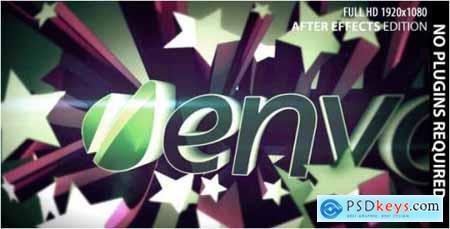 Videohive Star Classy Logo Reveal 3367179