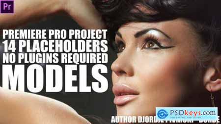 Videohive Models (Premiere Pro) 25245220