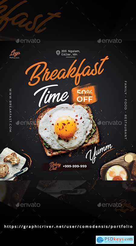 Food Flyer 23452275