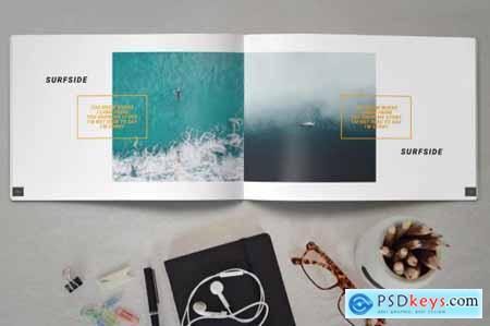 InDesign Brochure Catalog Template