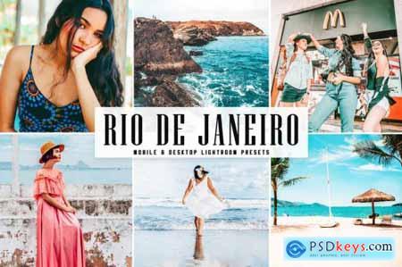 Rio De Janeiro Lightroom Presets