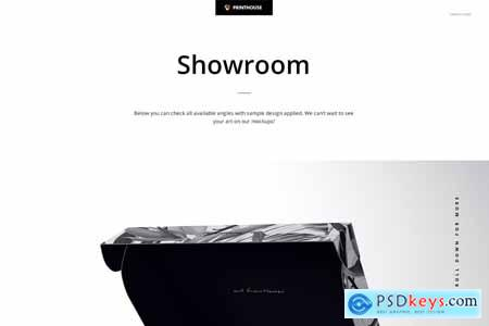 Mailing Box Mockup Bundle 4036528
