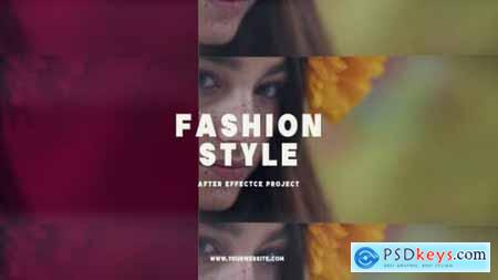 Videohive Fashion Style 22531693