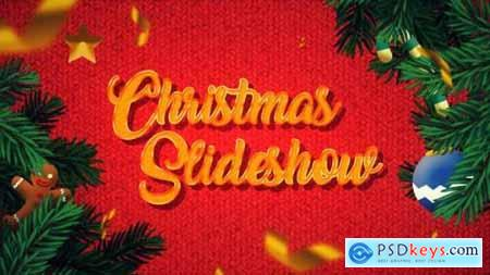 Videohive Winter Christmas Photo Slideshow 25270426