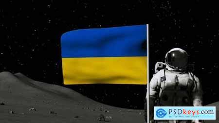 Videohive Moon Flag Logo 25048370