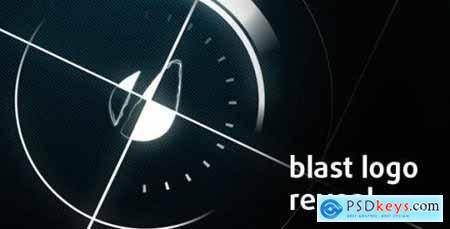 Videohive Blast Logo Reveal 5263899