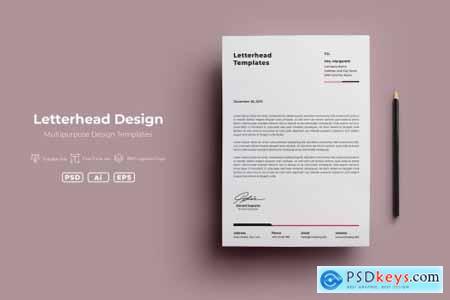 ADL Letterhead Templates v04