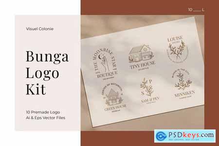 Bunga Logo Kit