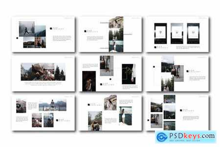 Quantities Powerpoint Google Slides and Keynote Templates