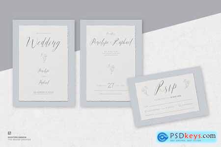 Wedding Invitation Suite257
