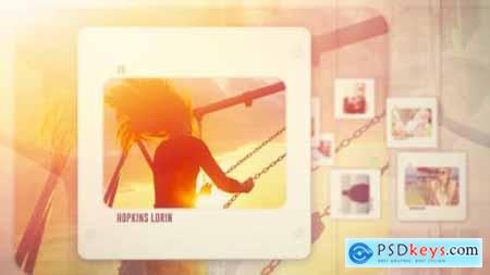 Videohive Photo Slideshow Memories Slides 25271361